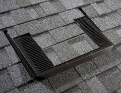 Elegant Roof Ridge Vent Leak