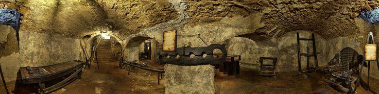 Torture Room, Grodno Castle, Poland