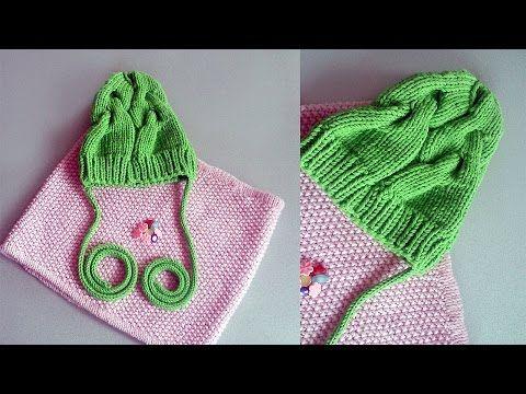 Шапочка для мальчика: как связать спицами? Описание вязание детской шапочки и шапочки для новорожденного   LS