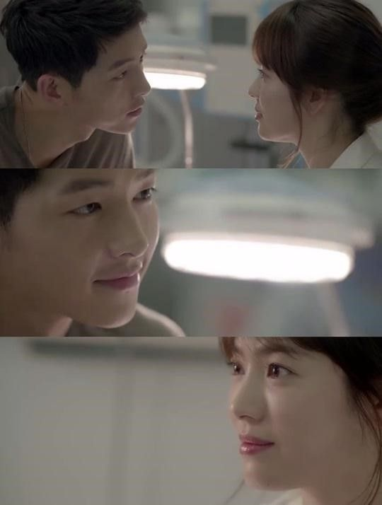 Descendants of the Sun | Song Hye Kyo and Song Joong Ki