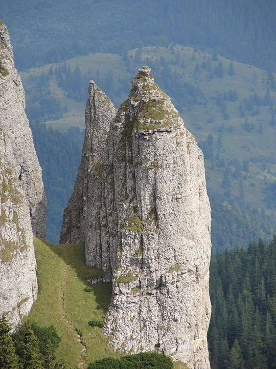 Durau Ceahlau Mountains Romania