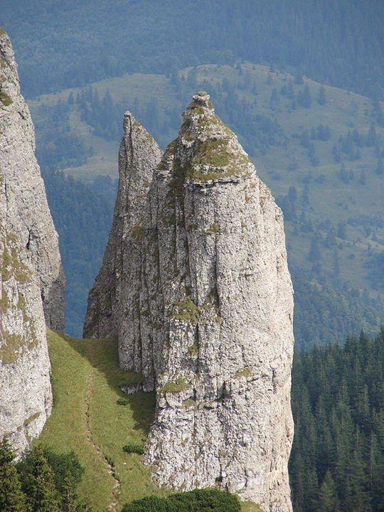 Durau Ceahlau Mountains Romania