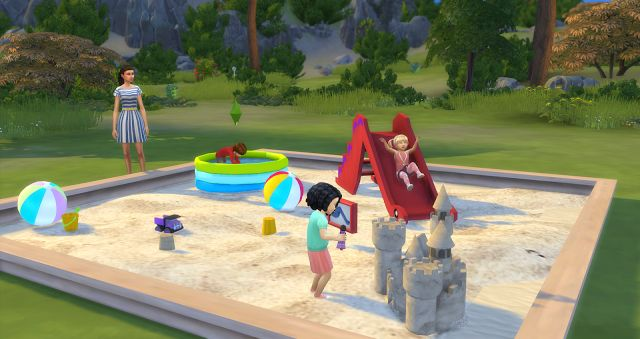 The Simscake Download Pack Functional Playground For