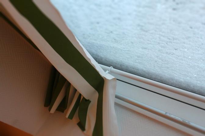 OBI Selbstgemacht! - Gardine für Dachfenster - Selbstgemacht! Community