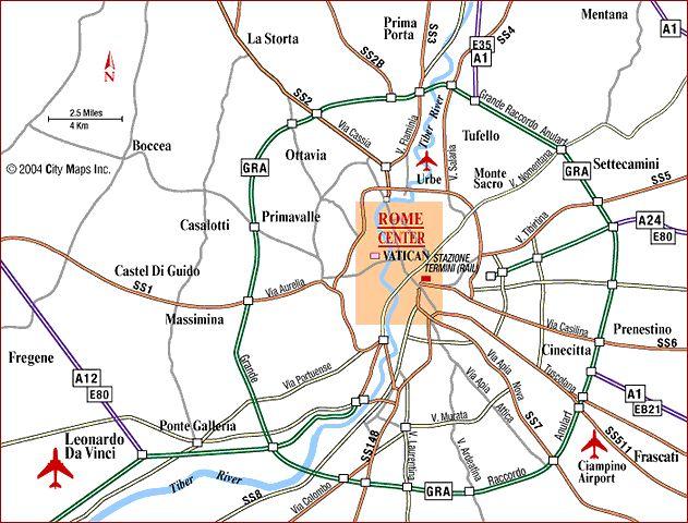 Rome Italy Subway Map.Street Map Of Rome Road Map Of Rome Metro Rome Italy
