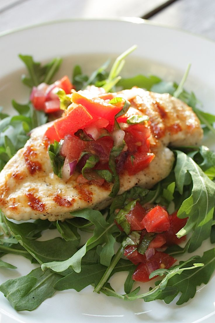 Francesca Kookt_gegrilde kip met tomaat basilicum salsa voor groot en klein_4