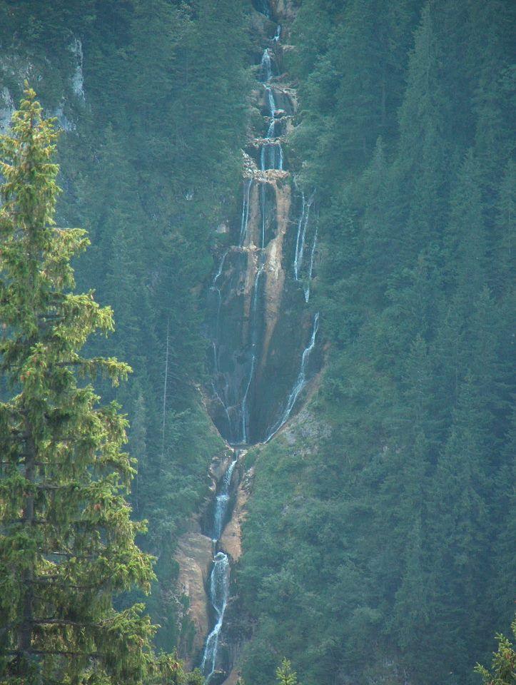 Cascada Cailor - Maramures, Romania