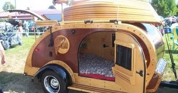 Image result for teardrop trailers interiors