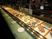IchiUmi, 6 East 32nd St, NY (all you can eat sushi) $20 lunch $30 dinner