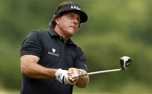 Phil Mickelson is a very popular Golfer from USA. Check here Phil Mickelson's profile, biography and new images-photos.