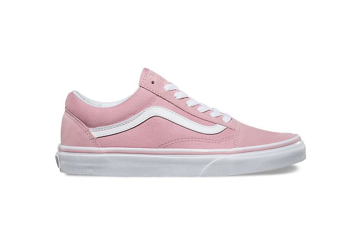 Millennial Pink Hits the Vans Old Skool and Sk8-Hi Slim