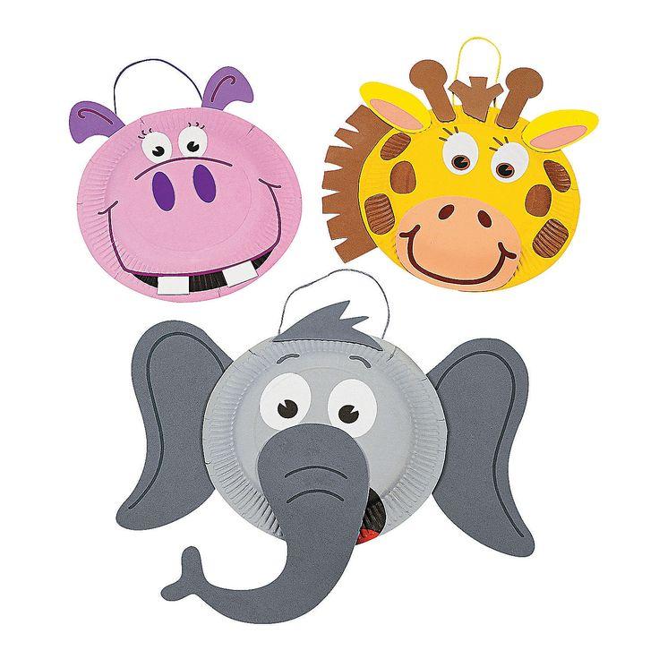 Preschool Zoo Crafts Pinterest
