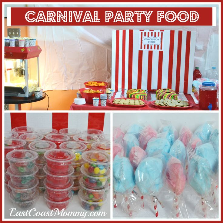 12 Fun Circus Carnival Party Games: 126 Best Circus / Carnival Images On Pinterest