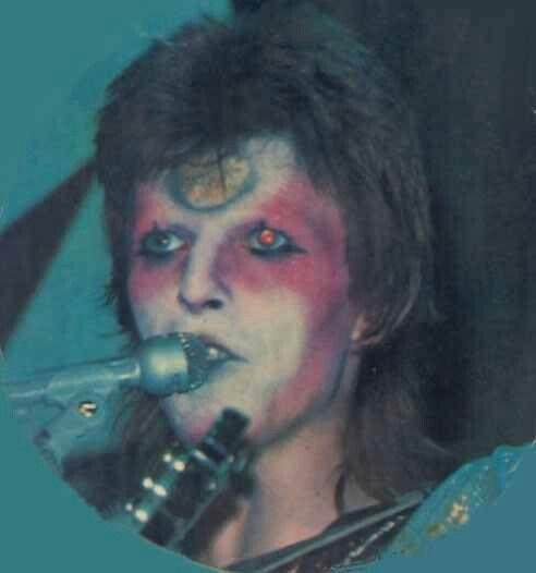 Davod Bowie