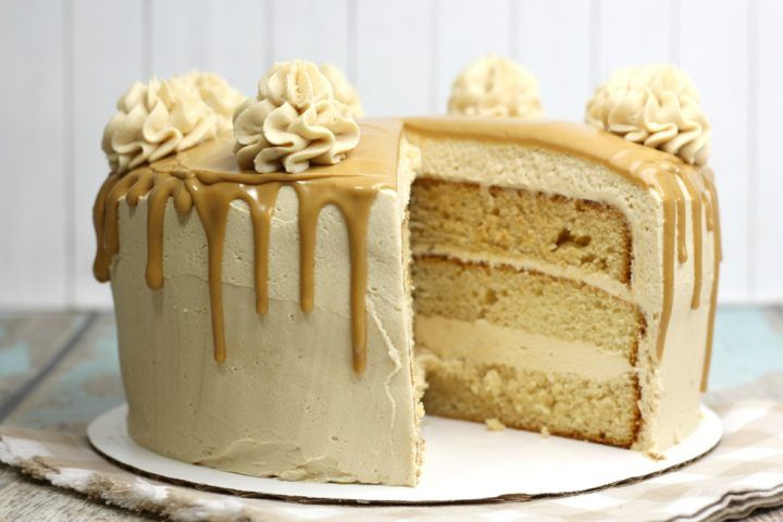Dangerously Delicious Peanut Butter Cake Recipe Peanut Butter