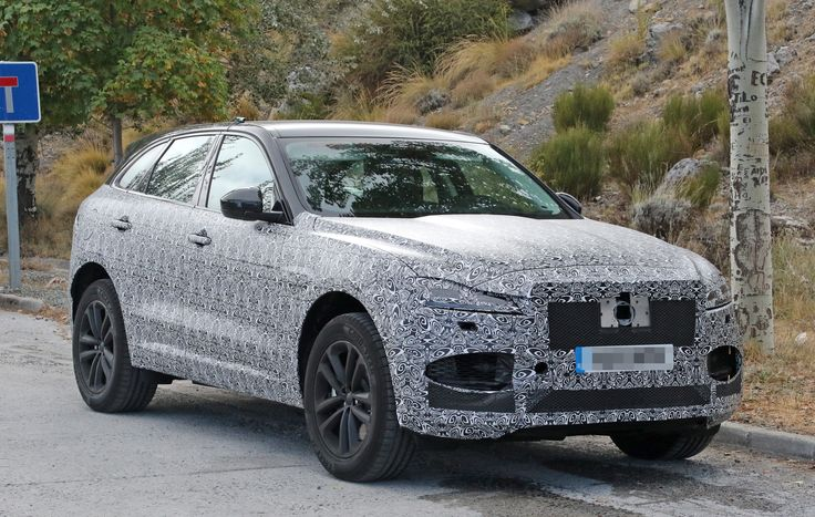2020 Jaguar FPace Jaguar, New defender, Nissan gt