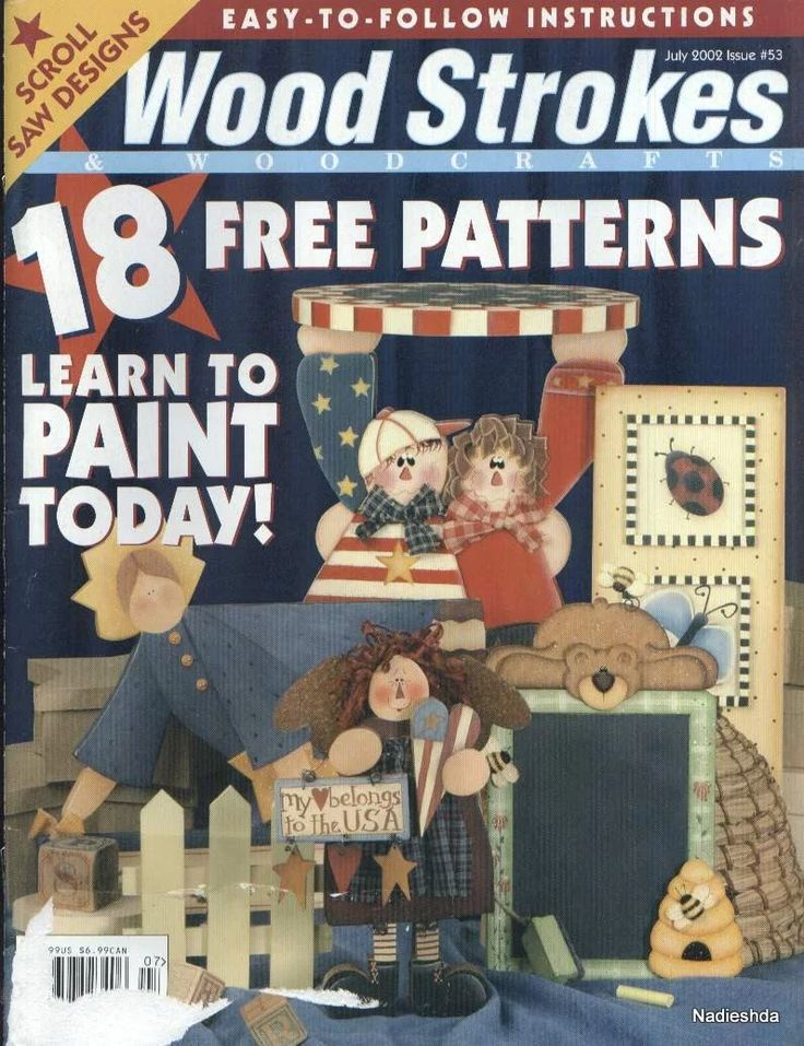 Free online patterns & instruction book