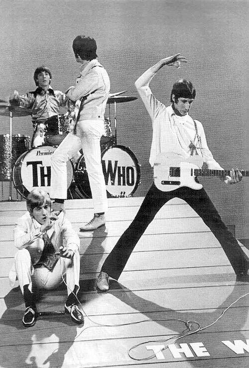 The Who                                                                                                                                                      Más