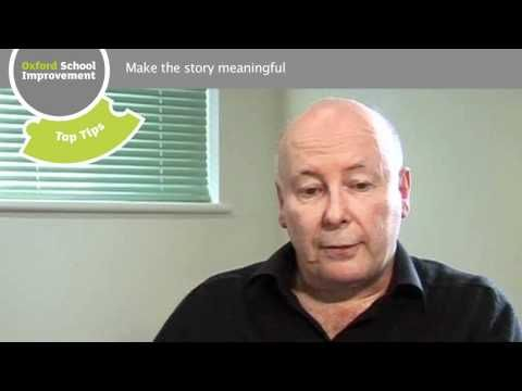 Pie Corbett - How a Story Should be Made Memorable - Oxford School Improvement