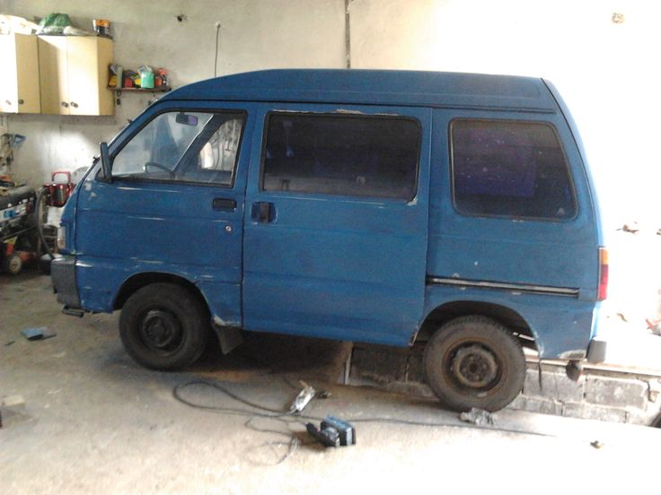 DIY Car Renovation