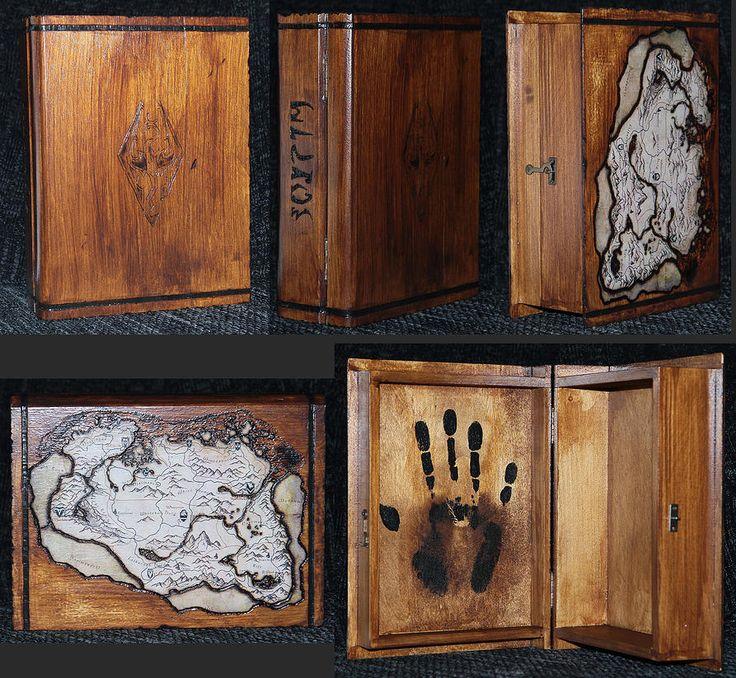 Juriperus   Toczenie w drewnie   Pirografia