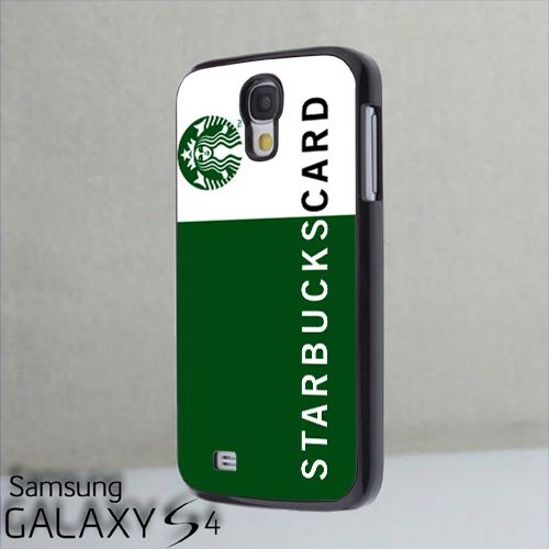 Starbucks Card - Samsung Galxy S4 Case | whidcases - Accessories on ArtFire