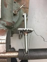 Wire Binding Tool - cheap alternative to hose clamps!