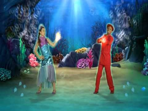 Just Dance Disney - Under The Sea (Wii RIp) - YouTube