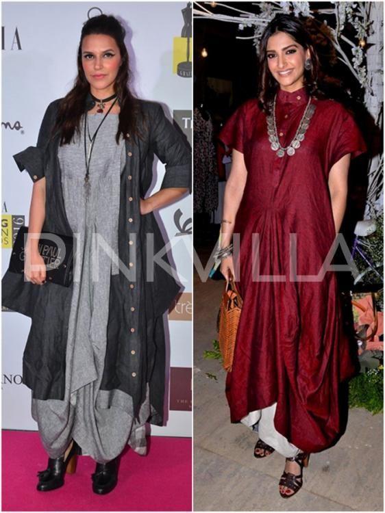 Celebrity Style,sonam kapoor,neha dhupia