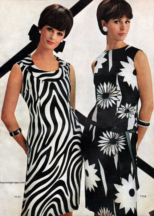 McCall's Pattern Fashions Spring/Summer 1965