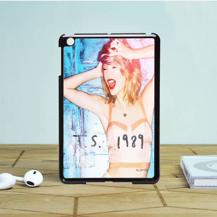 Taylor Swift Poster 1989 Cover Album iPad Mini 2 Case Dewantary