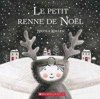 Vignette du livre Le petit renne de Noël