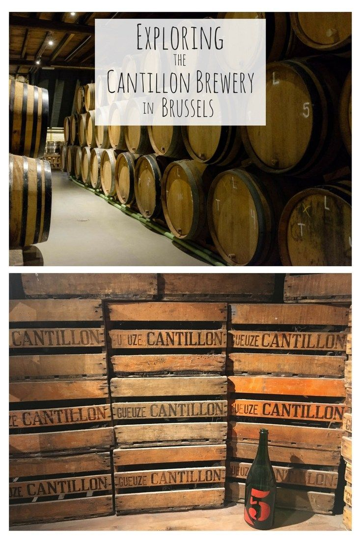 Exploring the Cantillon Brewery in Brussels | Family Travel Around