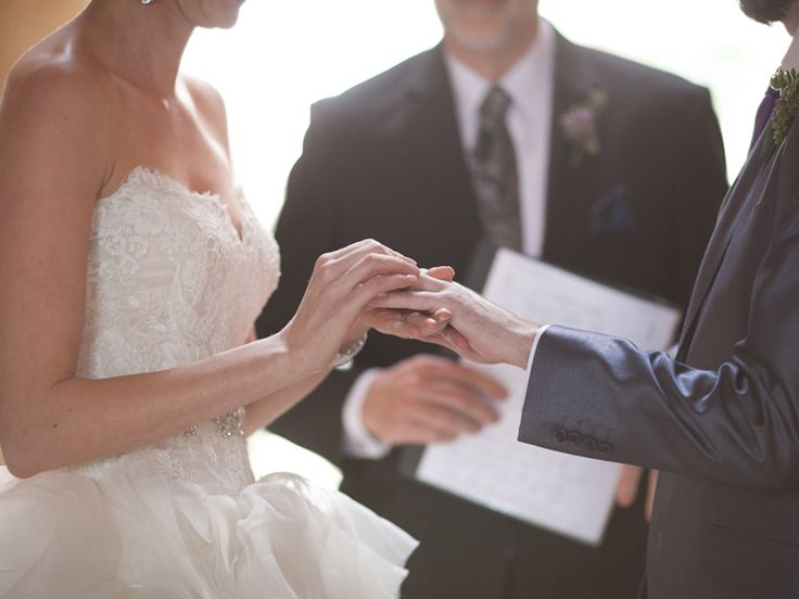 Traditional Wedding Vows From Various Religions | Photo by: Sarah Bray Photo | TheKnot.com