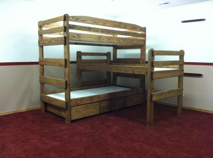 triple bunk beds for sale australia interior paint colors 2017 check more at http - Coolste Etagenbetten