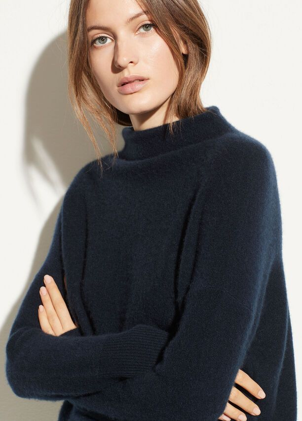 Sites vince Site | Funnel neck, Funnel neck sweater, Cashmere