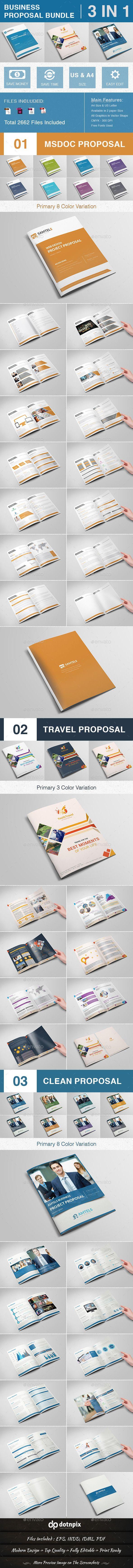 Business Proposal Bundle Volume 1 124