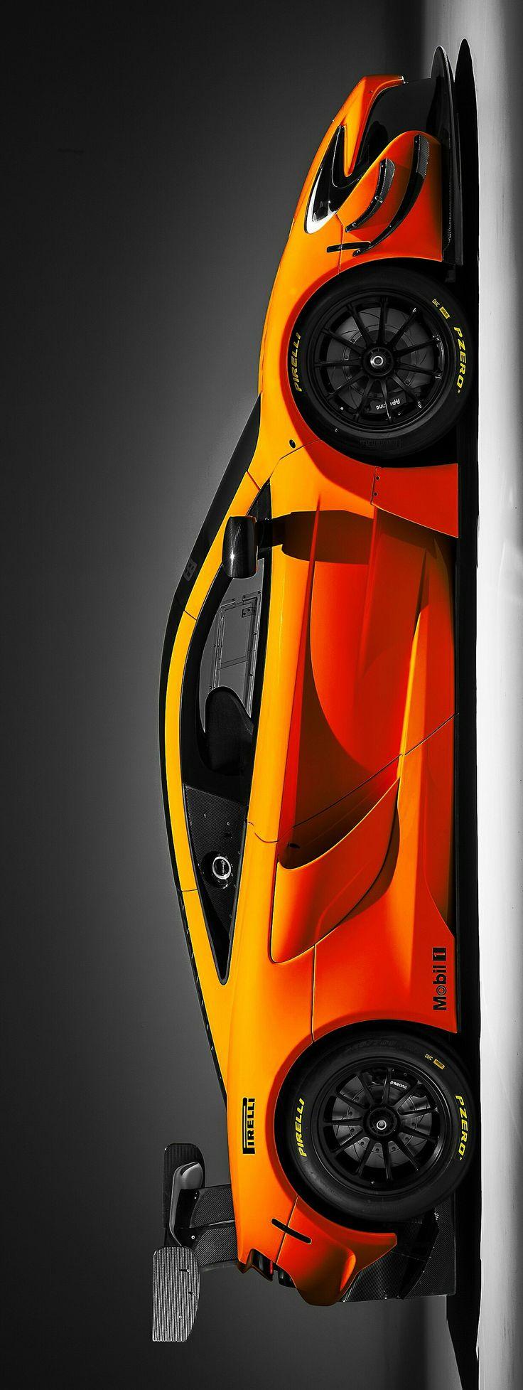 (⊙⊙) McLaren 650s GT3