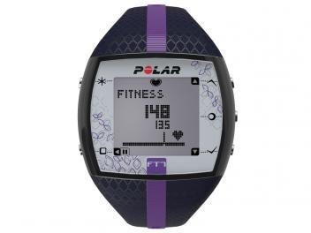 Relógio Monitor Cardíaco FT7F Polar - com Contador de Calorias Resistente a Água