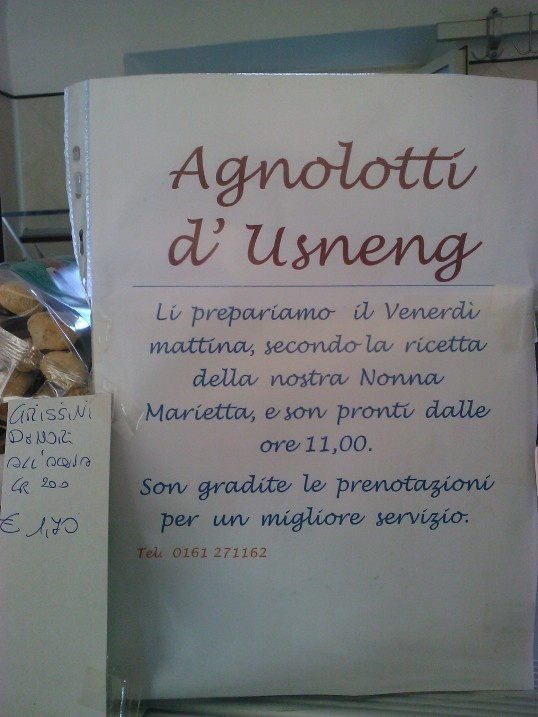 #agnolotti di Olcenengo #terreriflesse #gusto #turismo #vercelli