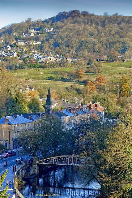 Matlock Bath, Peak District, Derbyshire