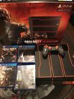 PlayStation 4 1TB Console - Call Of Duty: Black Ops 3 Limited Edition  4 Games!  Price 269.2 USD 16 Bids. End Time: 2016-12-04 03:05:18 PDT