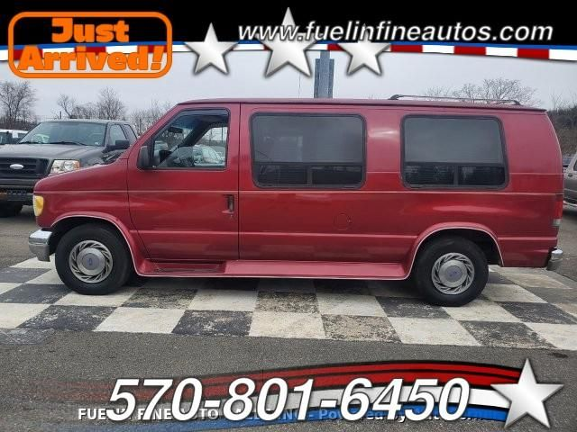 1992 Ford Econoline E150 3 Speed Automatic In 2020 One Main