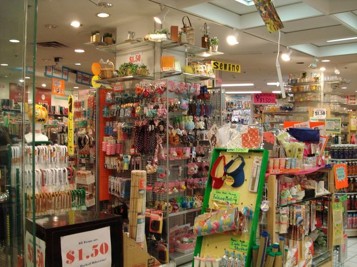 Daiso Japanese Discount Store Seattle Washington - across the ...