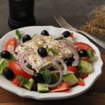 Řecký+salát