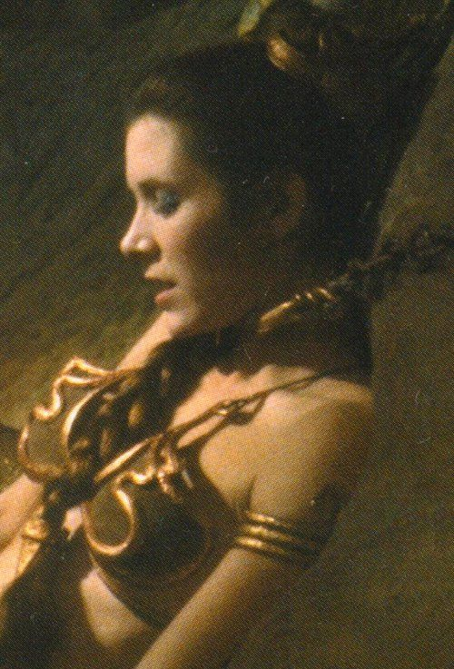 37 best Leia and Jabba images on Pinterest | Carrie fisher ... Jabba The Hutt And Leia