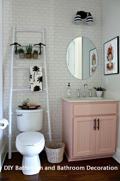 11 Surprising and Smart Diy Bathroom ideas on Pinterest 1 ...