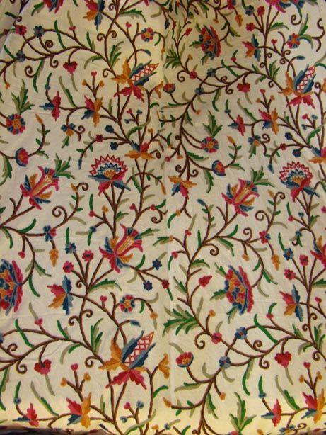 Kashmiri embroidery or Kashida