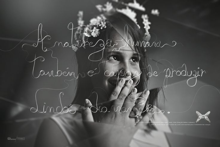 Read more: https://www.luerzersarchive.com/en/magazine/print-detail/ngo-graacc-60017.html NGO GRAACC Human nature is also capable of creating beautiful diamonds. Campaign for an initiative by the Brazilian NGO GRAACC in which the hair of cancer patients was turned into diamonds to create a jewelry collection that helps fund their treatment. Tags: Rafael Pitanguy,Sergio Gordilho,Rafael Gil,Mauricio Nahas,Africa, São Paulo,Guigo Oliva,NGO GRAACC