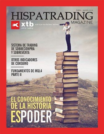Disfruta gratis el último número de la revista Hispatrading - Novedades de trading